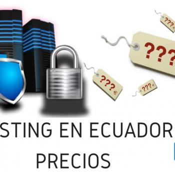 hosting ecuador