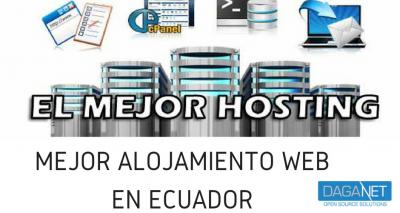 mejor alojamiento web en ecuador