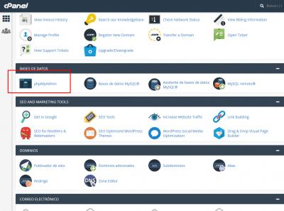 Cómo recuperar acceso como 'super-admin' en WordPress