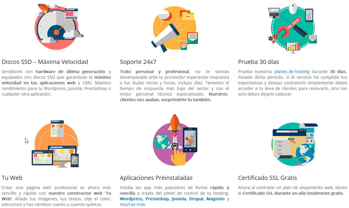 Alojamiento de páginas web en Ecuador