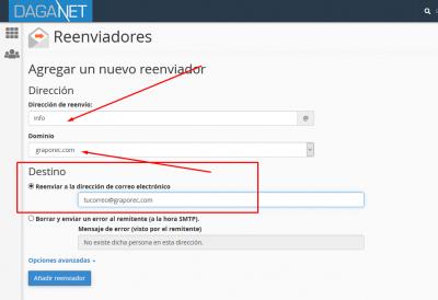 ¿Cómo crear una cuenta de correo electrónico desde cPanel?